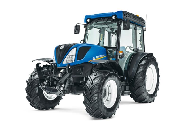 Tracteur t4 lp - new holland