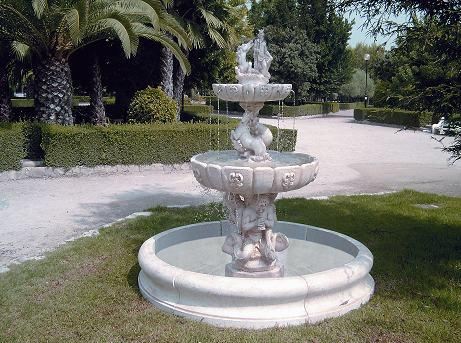 fontaine de jardin avec bac neptune ref 6003. Black Bedroom Furniture Sets. Home Design Ideas