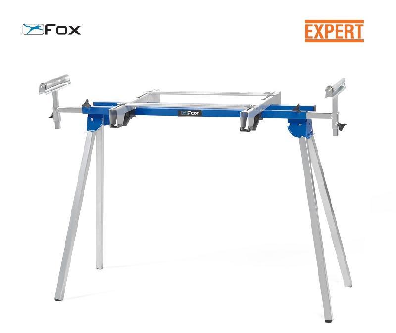 FOX - ÉTABLI PLIABLE 99X45CM POUR SCIES à ONGLETS - F50-179
