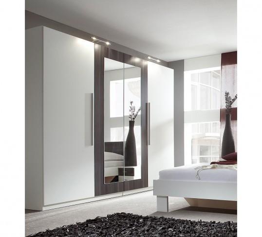 garde robe 4 portes au choix. Black Bedroom Furniture Sets. Home Design Ideas