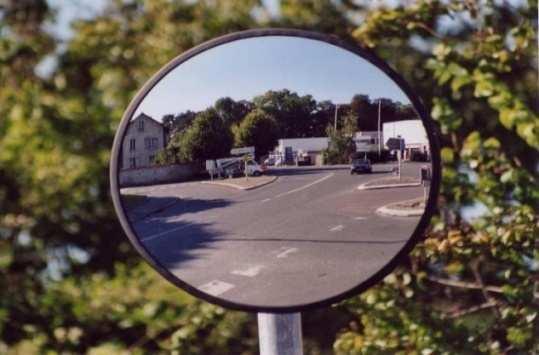 Miroir de circulation multi usages - garantie 6 ans