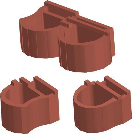 Betoplus pour s 39 adapter au terrain - Bloc beton pour talus ...