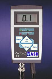 Conductivimètre asd digital c330
