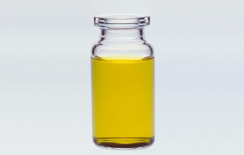 Fiole à sérum 5 ml (flacon péniciline) en verre borosilicaté transparent KG-33