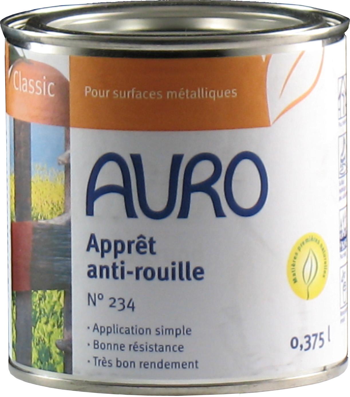 APPRÊT ANTI-ROUILLE AURO 234