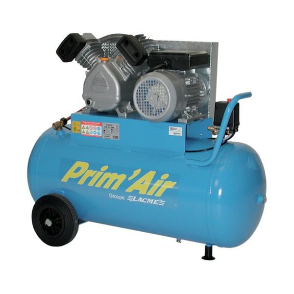 COMPRESSEUR 100L 10 BARS PRIM'AIR VM 21/100 LACMÉ 122200