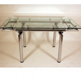 Achat vente de comparez les prix sur for Table verre rallonge extensible