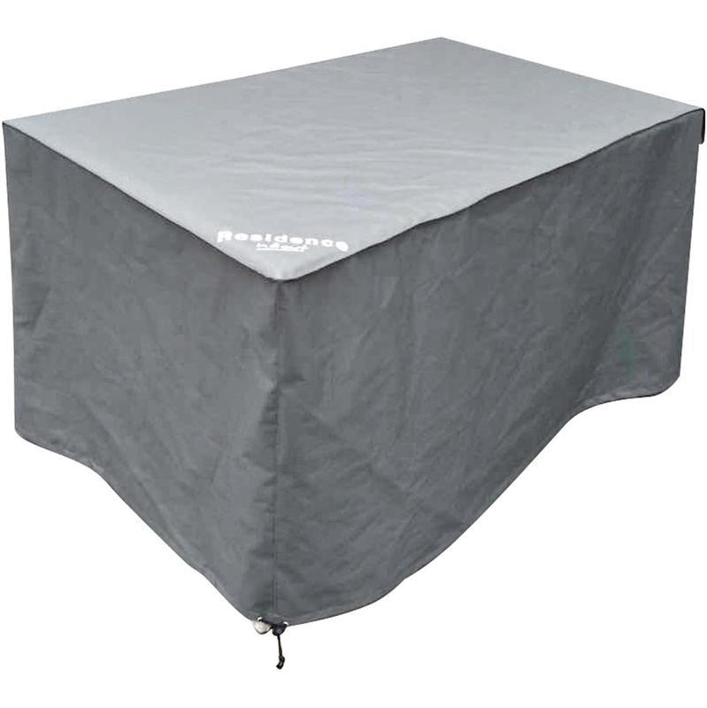 HOUSSE DE PROTECTION TABLE OVALE 180 X 100 CM - RÉSIDENCE Comparer ...