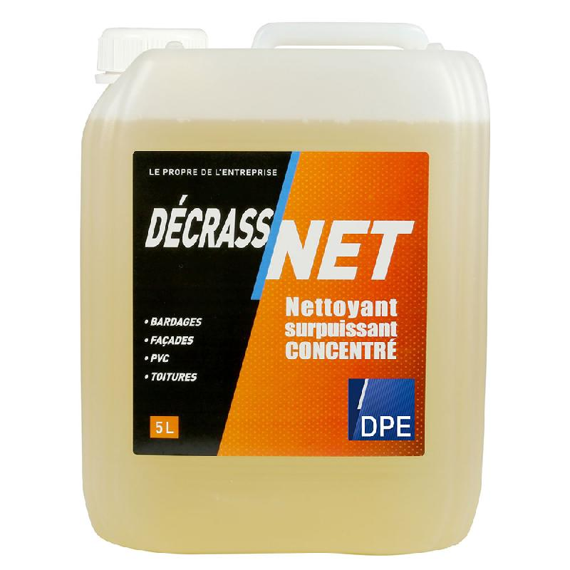 Nettoyant anti-mousse decrass'net - 71010