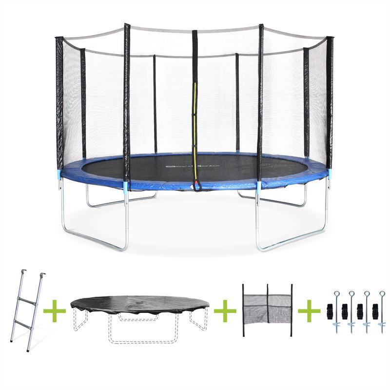 trampolines alice 39 s garden achat vente de trampolines alice 39 s g. Black Bedroom Furniture Sets. Home Design Ideas