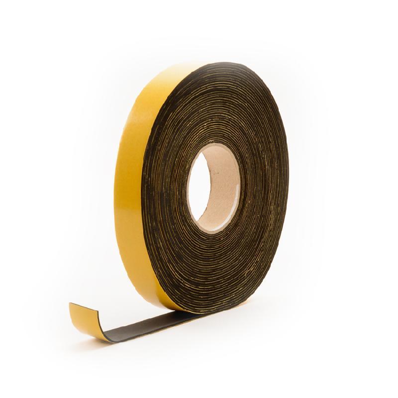 bande en caoutchouc epdm cellulaire 30 x 5 mm adh siv e. Black Bedroom Furniture Sets. Home Design Ideas