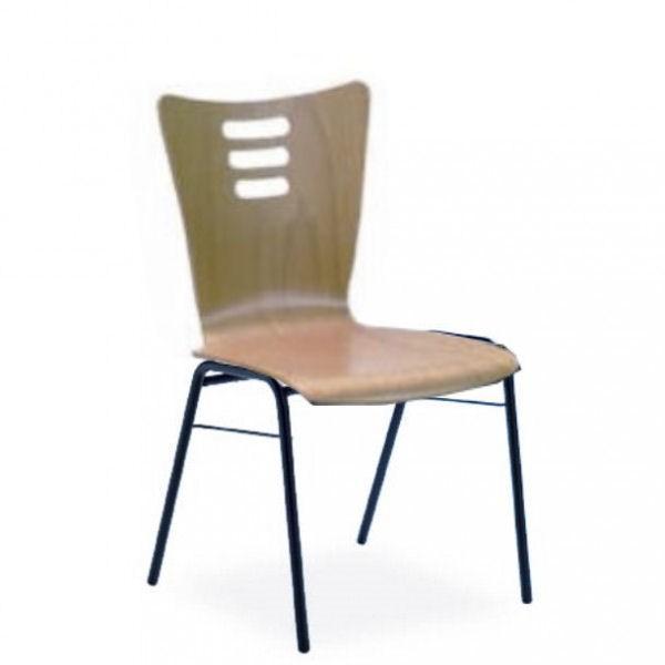 chaise design a coque bois multipli. Black Bedroom Furniture Sets. Home Design Ideas
