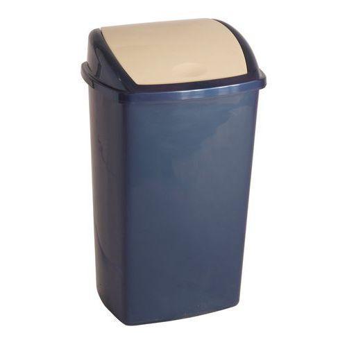 poubelle plastique 50l achat vente poubelle plastique 50l au meilleur prix hellopro. Black Bedroom Furniture Sets. Home Design Ideas