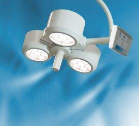 Scialytique led pour chirurgie moyenne