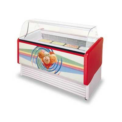 Vitrines de congelation tous les fournisseurs vitrine for Froid statique froid ventile