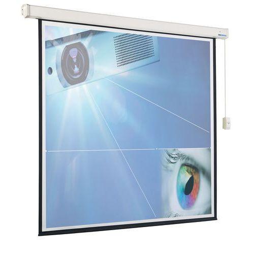 Cran de projection smit visual achat vente de cran for Ecran de projection mural manuel