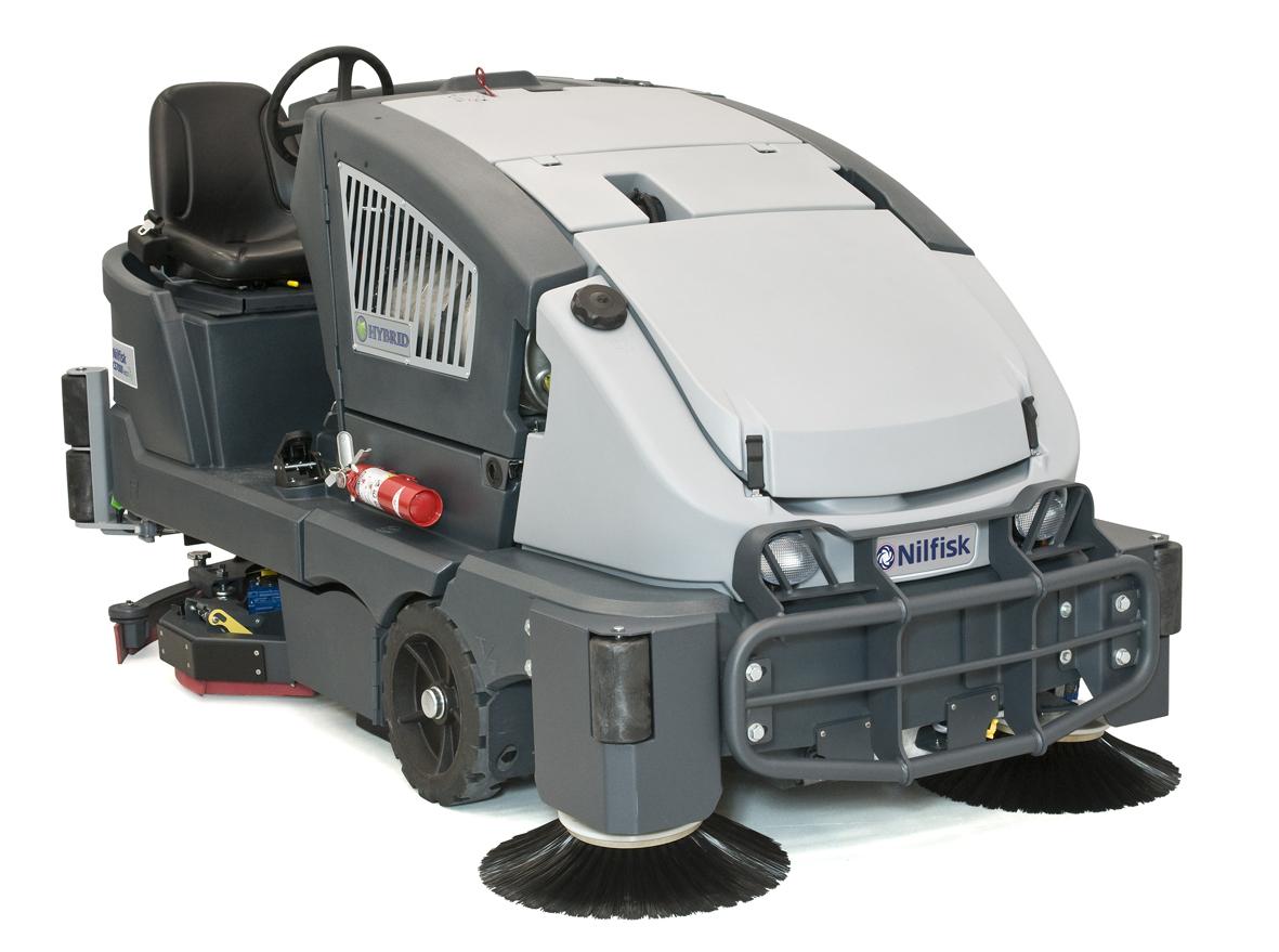 Balayeuse autolaveuse - nilfisk cs7000