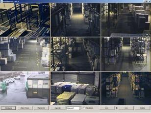 Logiciel supervision caméra net observer
