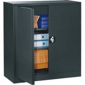 armoire porte battante burodial 100x92. Black Bedroom Furniture Sets. Home Design Ideas