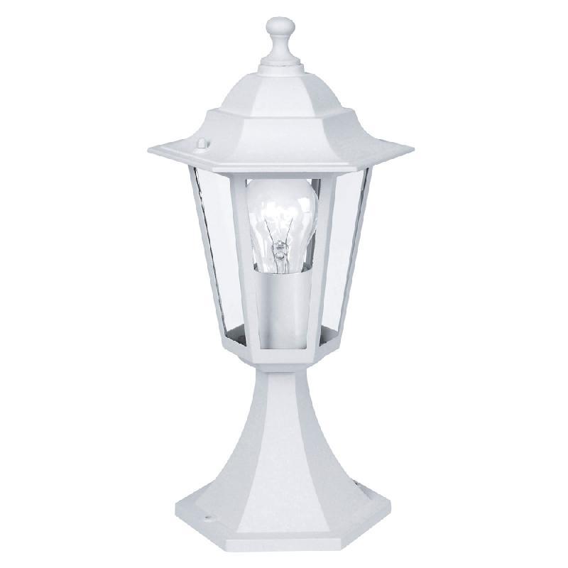 Lampes de jardin eglo achat vente de lampes de jardin for Luminaire exterieur blanc