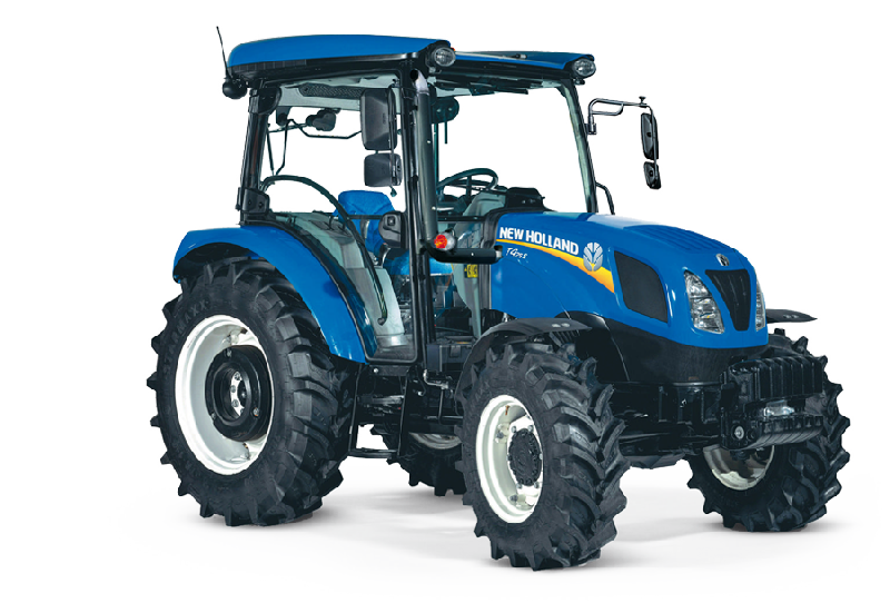Tracteur t4s - new holland