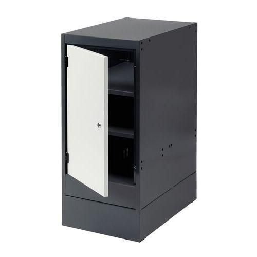 bloc tiroirs porte pleine comparer les prix de bloc tiroirs porte pleine sur. Black Bedroom Furniture Sets. Home Design Ideas