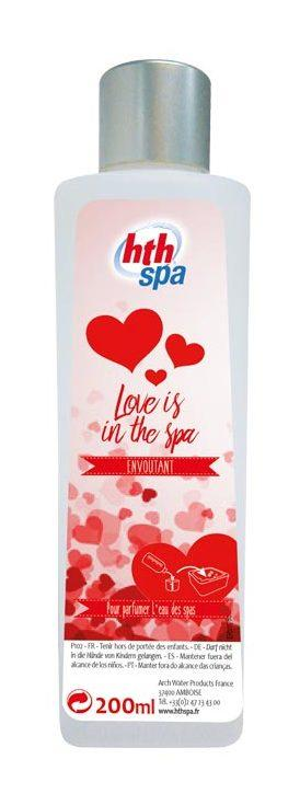 HTH SPA 200ML - PARFUM LOVE IS IN THE SPA