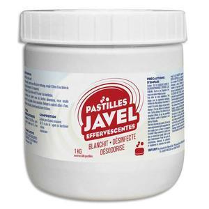 Hyg b/300 pastill javel 1kg thjavpast300