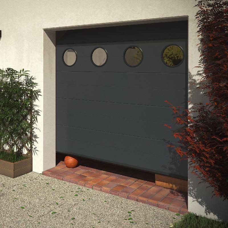Porte de garage sectionnelle surf plafond - Fournisseur porte de garage sectionnelle ...