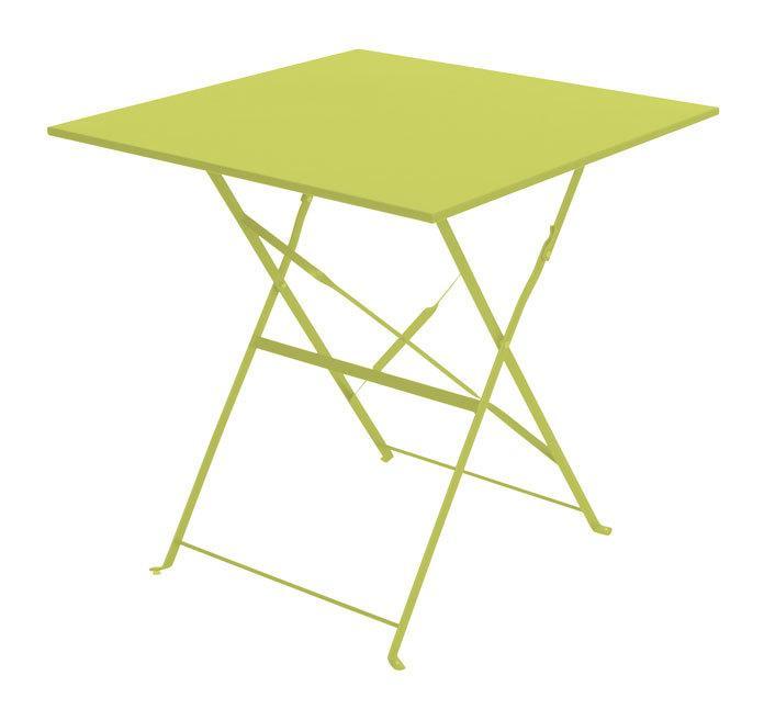 Table d 39 ext rieur comparez les prix pour professionnels for Table exterieur 70 cm