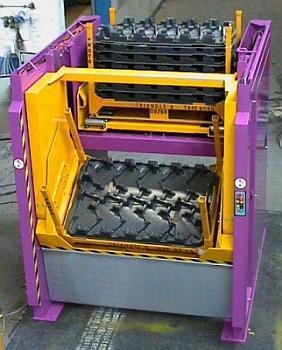 Transtockeur de caisses type ergo pik sur mesure