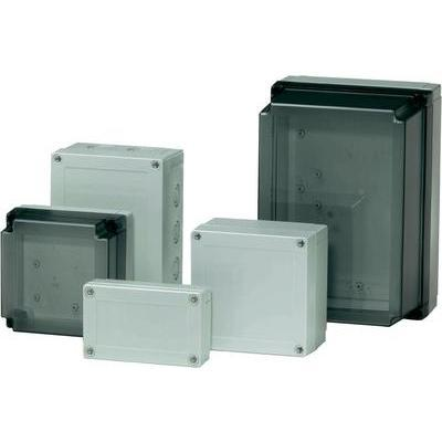 COFFRET D'INSTALLATION FIBOX MNX PC 150/125 HG 6011316 GRIS CLAIR (RAL 7035) 180 X 130 X 125 POLYCARBONATE, POLYAMIDE 1