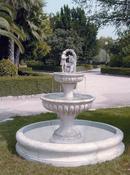 Fontaine de jardin a bac romeo et juliette ref 6002 for Bac fontaine jardin