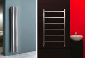 radiateur et seche serviette carisa. Black Bedroom Furniture Sets. Home Design Ideas