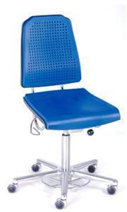 Siège ergonomique werksitz klimastar 9220