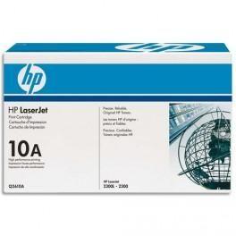 HP CARTCOUHE LASER NOIRE POUR IMPRIMANTE LASERJET 2300 Q2610A