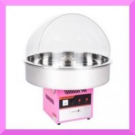 MACHINE À BARBE À PAPA PROFESSIONNELLE SUR TABLE - 100% ACIER INOX - 1200W - 230V - NEUVE - EQUIPEMENTPRO COMSCHOP