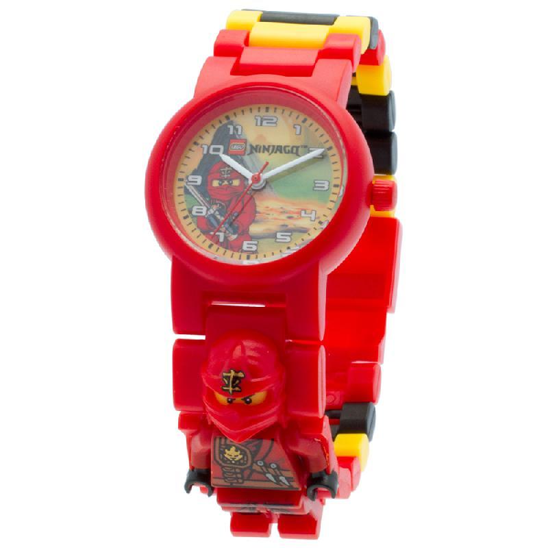 MONTRE LEGO NINJAGO JUNGLE KAI
