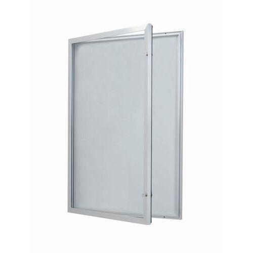vitrine d 39 ext rieur avec porte battante serrures identiques comparer les prix de vitrine d. Black Bedroom Furniture Sets. Home Design Ideas