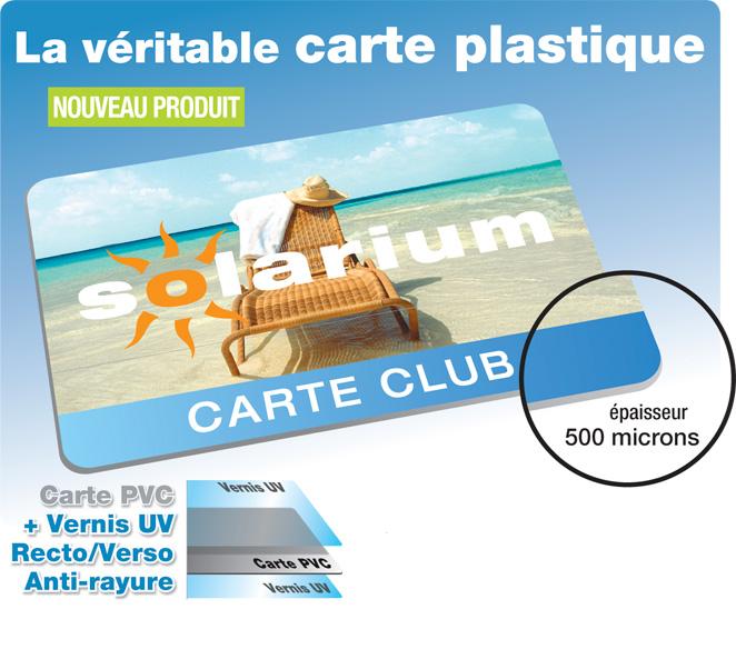 CARTE PVC - PLASTIQUE - MAGNÉTIQUE - à PUCE - SANS CONTACT- CARTE RFID