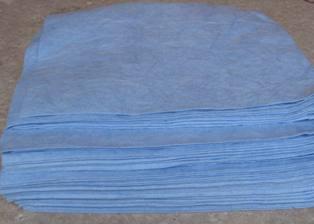 Feuille absorbante pour hydrocarbure 40cm x 50cm