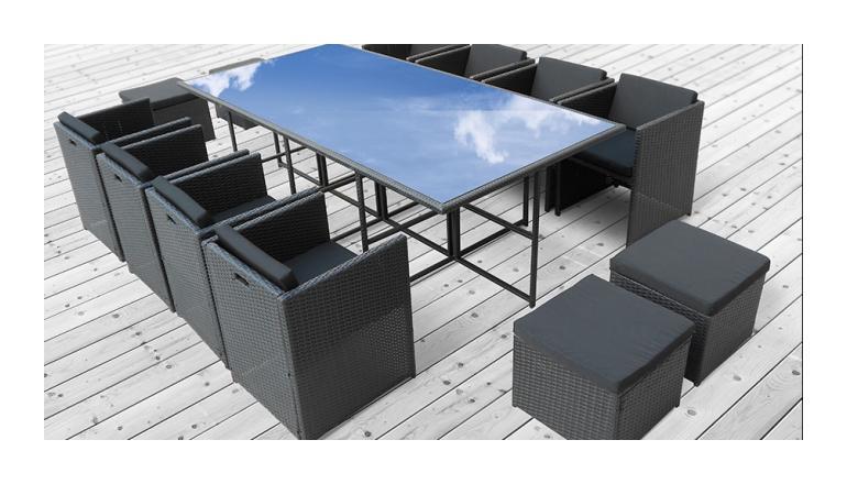 salon de jardin comparez les prix pour professionnels sur page 1. Black Bedroom Furniture Sets. Home Design Ideas