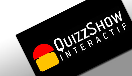 Quizzshow produits systemes de vote interactif for Cocktail 50 personnes