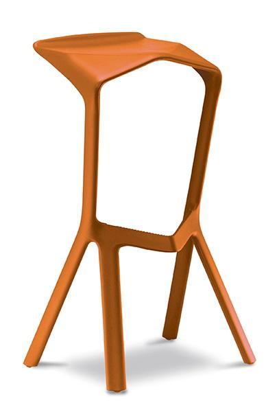 chaise design orange kalengo. Black Bedroom Furniture Sets. Home Design Ideas