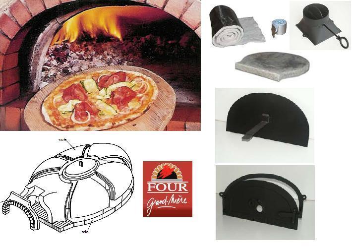 four pizza bois tous les fournisseurs de four. Black Bedroom Furniture Sets. Home Design Ideas
