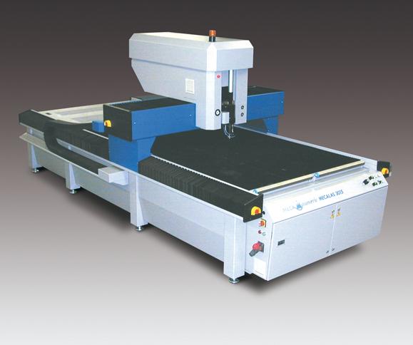 Machine de découpe laser co2 - mecalase 3015