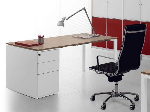 Bureau plan compact en bois modèles en vente via