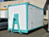 Abris de chantier tous les fournisseurs baraque for Occasion algeco
