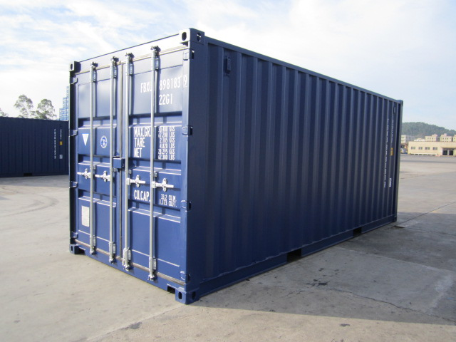 Box innov produits containers maritimes standards for Container conteneur
