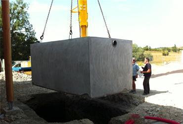 Station d'épuration aquaotecbio 50